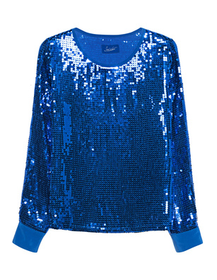 JADICTED Sequin Chic  Blue