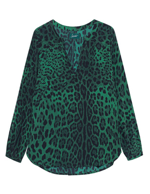 JADICTED Leo Silk Green