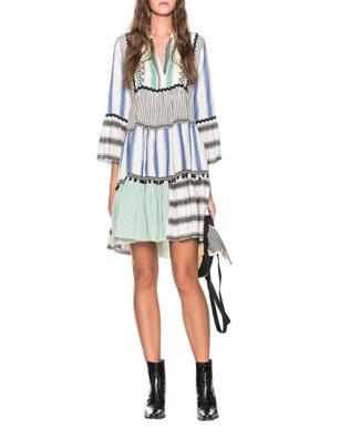 DEVOTION Scent Dress Multicolor