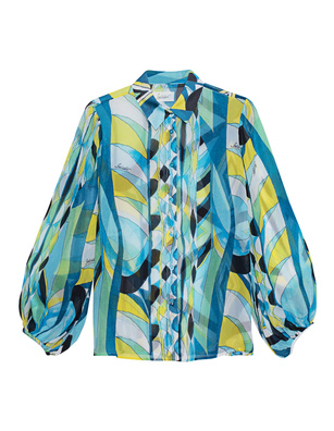 JADICTED Pattern Blue Multicolor