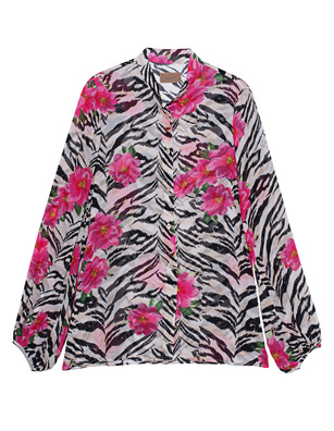JADICTED Flower Blouse Multicolor