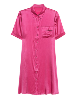 JADICTED Short Sleeve Shine Pink