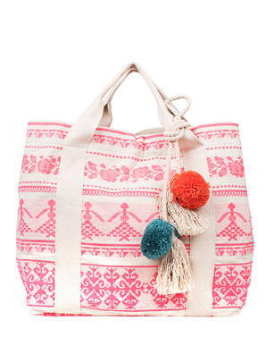 DEVOTION Bag Neon Pink