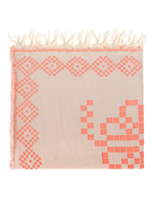 DEVOTION Beach Towel Orange