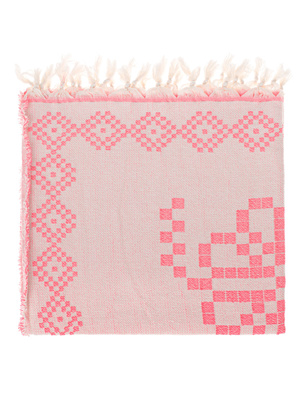 DEVOTION Beach Towel Pink