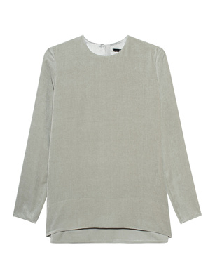 SLY 010 Shimmer Velvet Light Grey