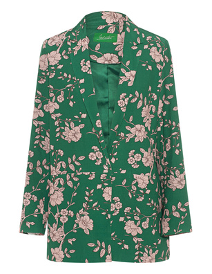 JADICTED Chic Oversize Floral Green