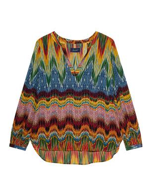 JADICTED V-Neck Multicolor