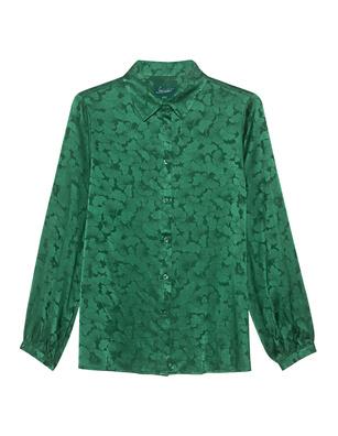 JADICTED Silk Pattern Green
