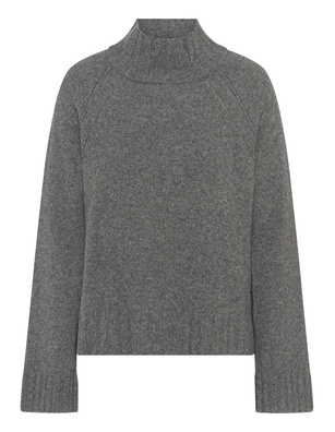 JADICTED Cashmere Stand Up Grey