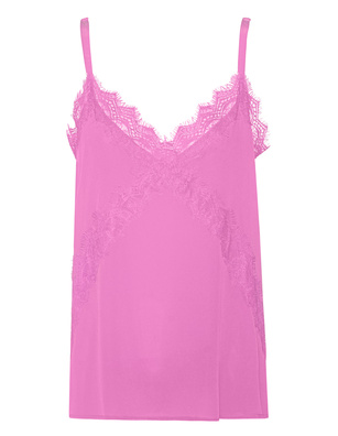 JADICTED Lace Silk Pink