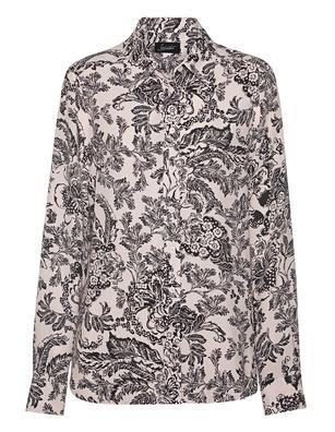 JADICTED Silk Spring Black White