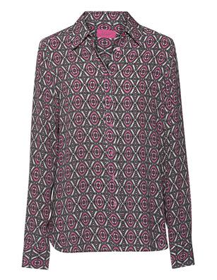 JADICTED Silk Pattern Pink