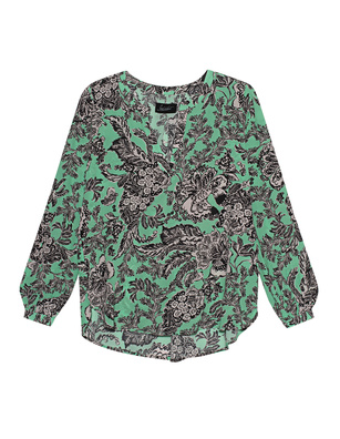 JADICTED Floral Green