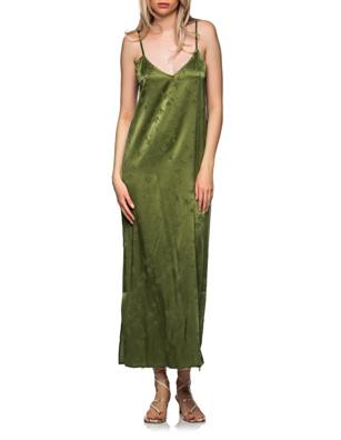 JADICTED Silk Strap Palm All Khaki