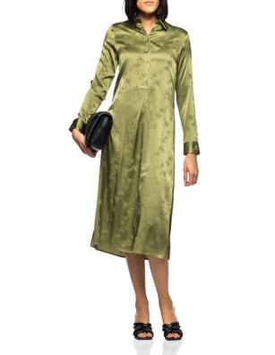 JADICTED Leaf Silk Khaki
