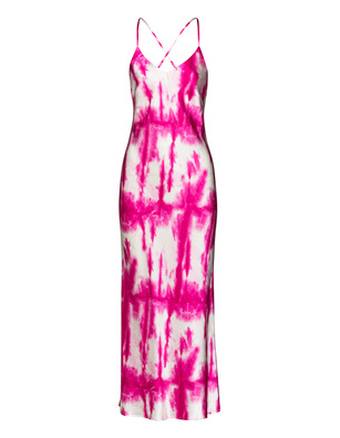 JADICTED Tie Dye Silk Pink