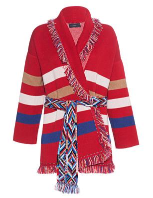 ALANUI Stripe Cashmere Multi