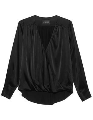 JADICTED Silk Chic Black