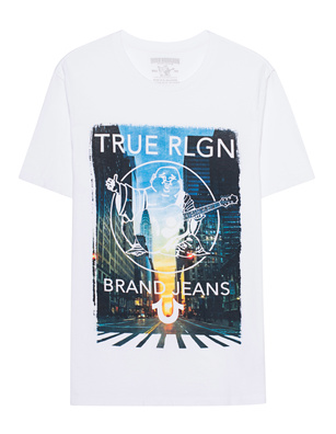 TRUE RELIGION City Hit White