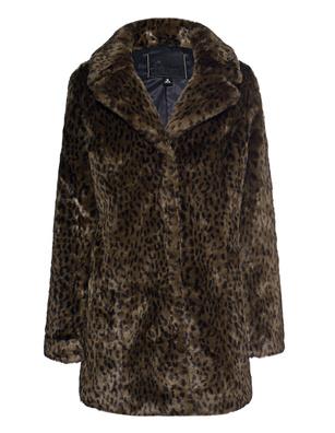 Goosecraft Fake Fur Gallery Leo Multicolor