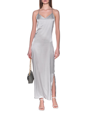 iHEART Monika Dress Silver