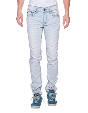 TRUE RELIGION Rocco Super T Lightblue