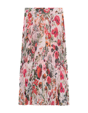 PRINCESS GOES HOLLYWOOD Flower Pleated Multicolor