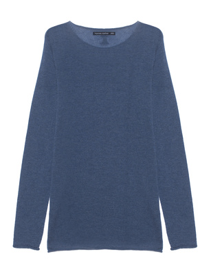 HANNES ROETHER Knit Sober Blue