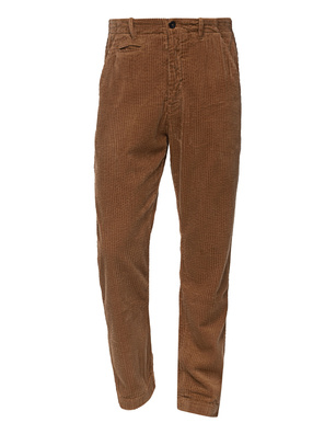 HANNES ROETHER Cord Camel