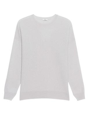 iHEART Lica Knit Light Grey