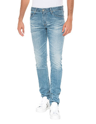 AG Jeans Slim Skinny Light Blue