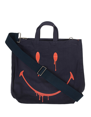 STEFFEN SCHRAUT Smiley Smudge XL Blue