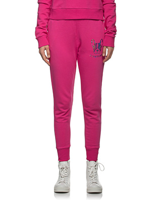 CAMOUFLAGE COUTURE STORK Jogging Pink