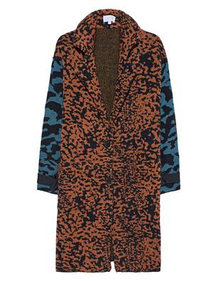 LALA BERLIN Kendra Animal Coat Multicolor