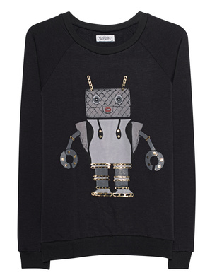 LAUREN MOSHI Noleta Fashion Robot Black