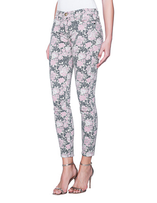 CURRENT/ELLIOTT The Stiletto Phoenix Floral