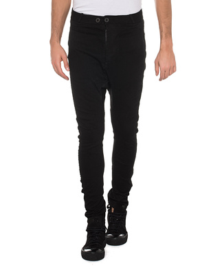 BORIS BIDJAN SABERI Low Crotch Black