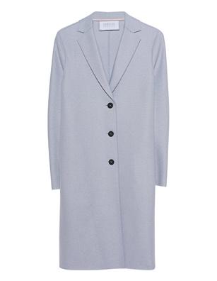 HARRIS WHARF LONDON Woolen Simple Light Grey