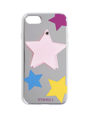 IPHORIA Mirror Rose Star Silver