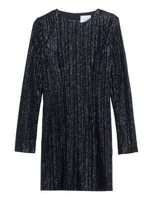 GALVAN LONDON Dress Sequin Black