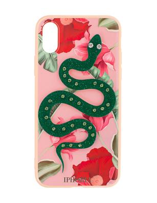 IPHORIA iPhone X Snake Multicolor