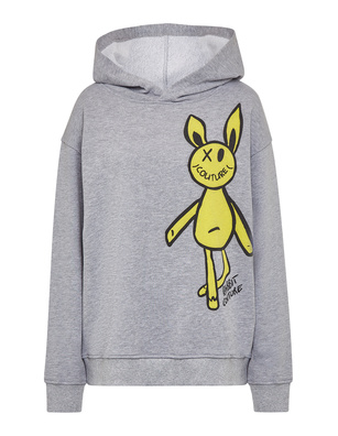 CAMOUFLAGE COUTURE Rabbit Grey