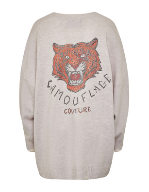 CAMOUFLAGE COUTURE Tiger Grey