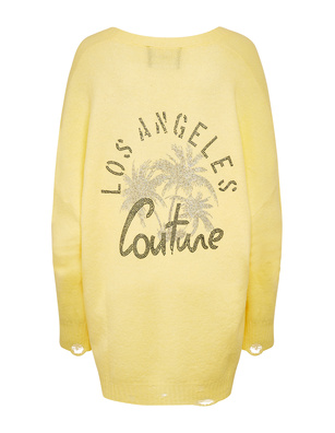 CAMOUFLAGE COUTURE La Palm Yellow