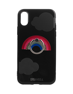 IPHORIA Case IPhone X/Xs Ring Happy Rainbow