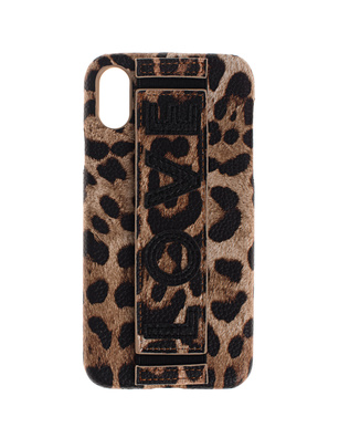 IPHORIA Case Iphone X/XS Clutch Case Leo
