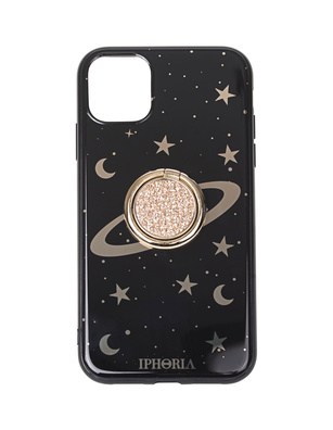 IPHORIA Cosmic Sky Ring Gold Black