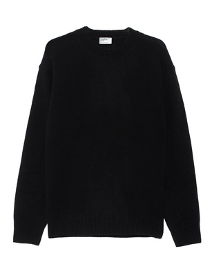 FUNKTION SCHNITT Wool Knit Black