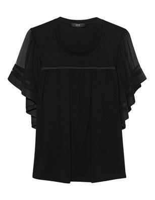 STEFFEN SCHRAUT Cap Sleeves Black